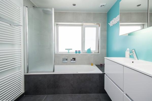 kleuradvies kleine badkamer