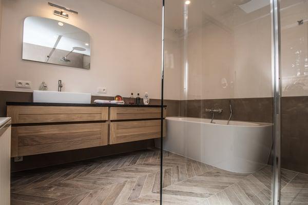 prijs badkamer