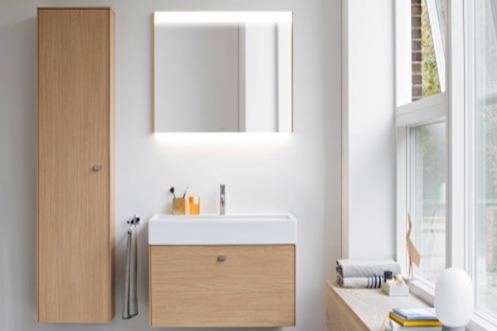 badkamer inrichten 1 lavabo