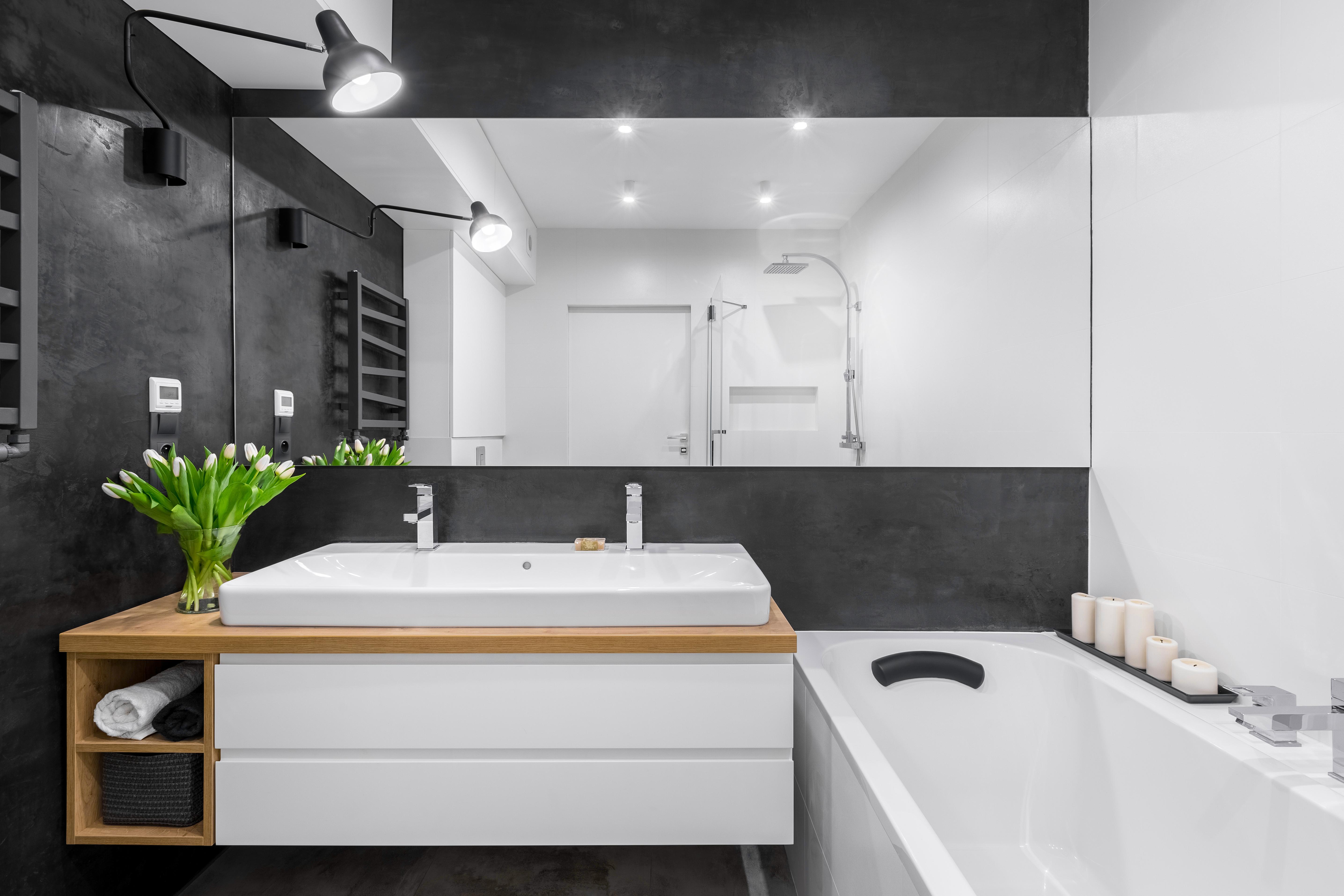 badkamer inrichten bad