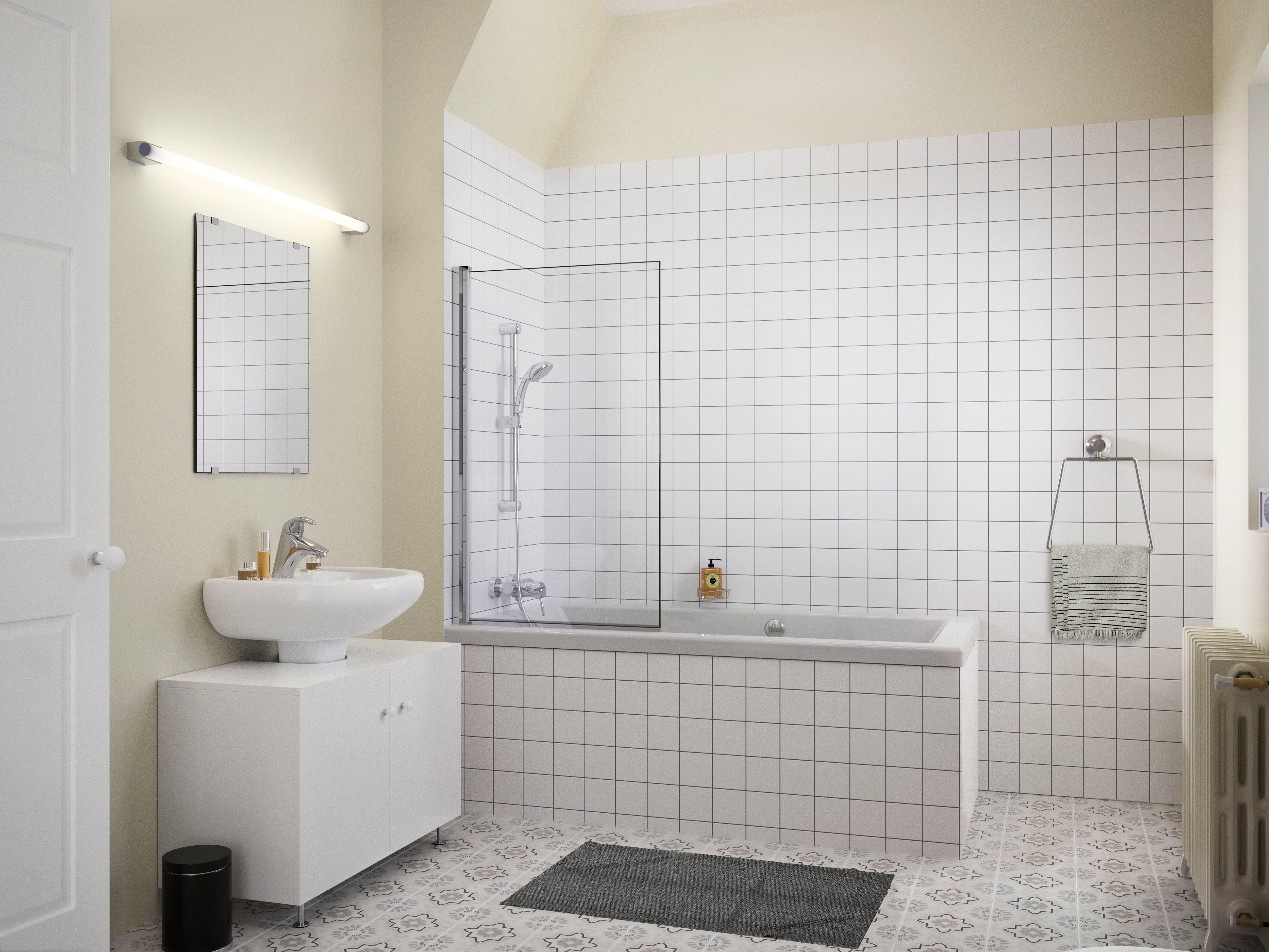 Badkamer voor