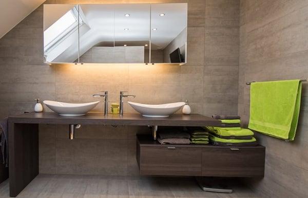 verplaatsing badkamer