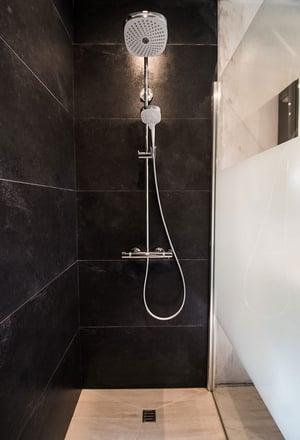 Bad vervangen door een douche