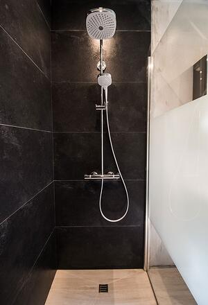 onderhoudsvriendelijke douches