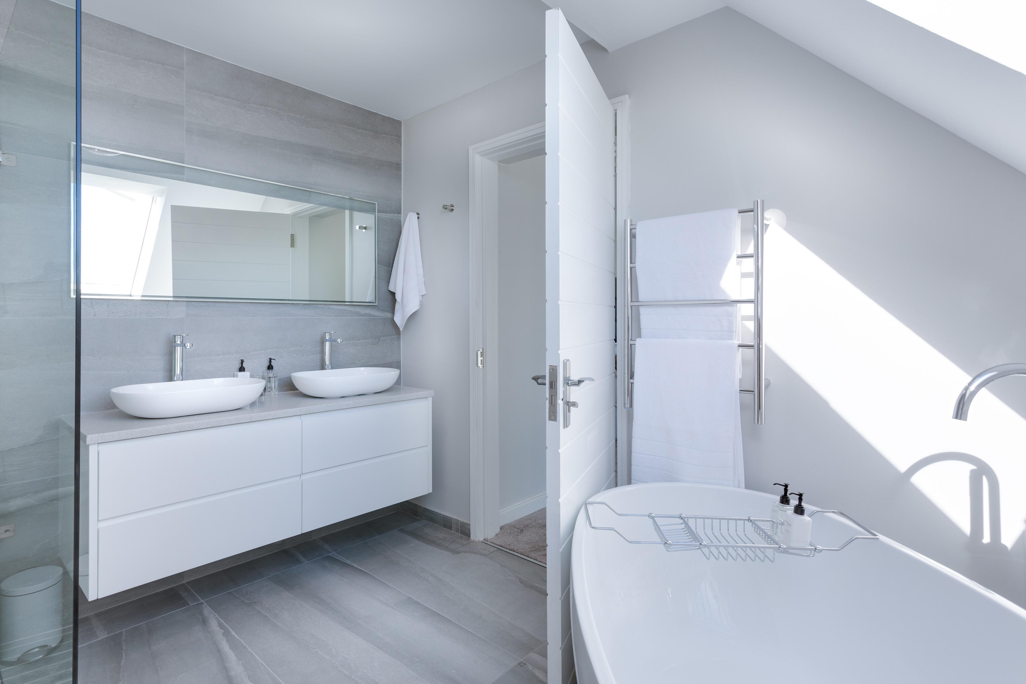 investissement rénovation de salle de bains